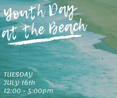 Youth Day at the Beach @ Newtowne Neck State Park